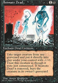 Animate Dead - 4th Edition