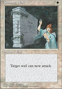 Animate Wall - 4th Edition