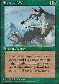 Aspect of Wolf - 4th Edition