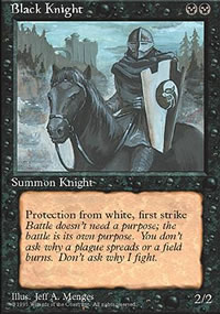 Black Knight - 4th Edition