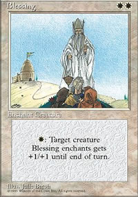 Blessing - 4th Edition