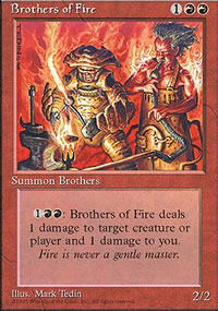 Brothers of Fire - 4th Edition