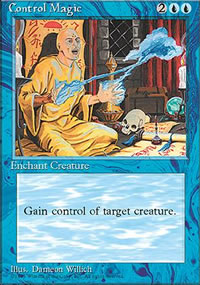 Control Magic - 4th Edition