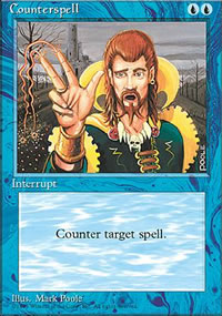 Counterspell - 4th Edition