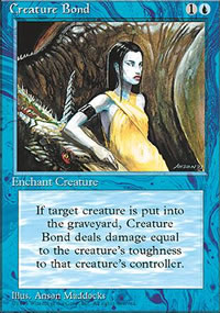 Creature Bond - 4th Edition