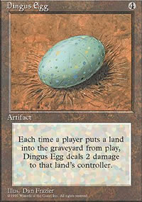 Dingus Egg - 4th Edition