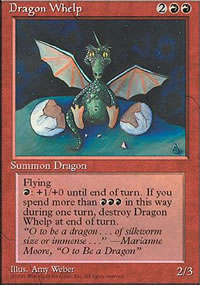 Dragon Whelp - 4th Edition