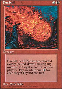 Fireball - 4th Edition