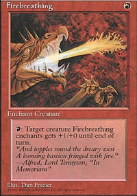 Firebreathing - 4th Edition