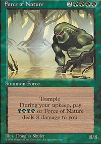 Force of Nature - 4th Edition