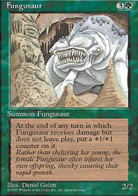 Fungusaur - 4th Edition