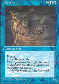 Ghost Ship - 4th Edition