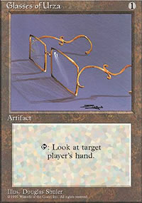 Glasses of Urza - 4th Edition