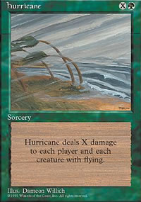 Hurricane - 4th Edition