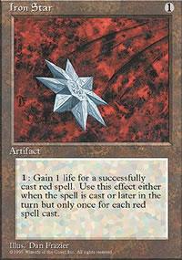 Iron Star - 4th Edition