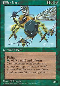 Killer Bees - 4th Edition