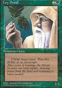 Ley Druid - 4th Edition