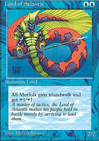 Lord of Atlantis - 4th Edition