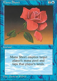 Mana Short - 4th Edition