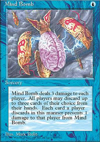 Mind Bomb - 4th Edition