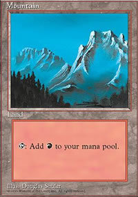 Mountain 3 - 4th Edition