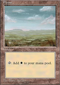 Plains 1 - 4th Edition