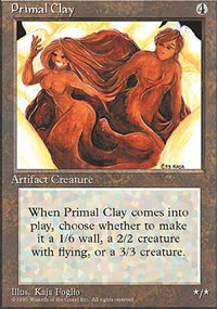 Primal Clay - 4th Edition
