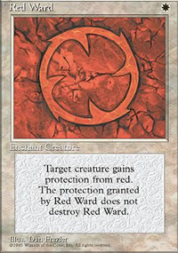 Red Ward - 4th Edition