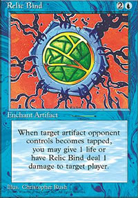 Relic Bind - 4th Edition
