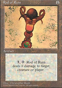 Rod of Ruin - 4th Edition