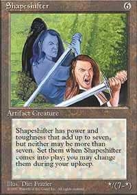 Shapeshifter - 4th Edition