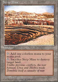 Strip Mine - 4th Edition