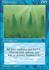 Sunken City - 4th Edition