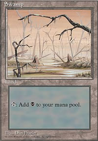 Swamp 1 - 4th Edition