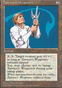 Tawnos's Weaponry - 4th Edition