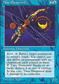 Time Elemental - 4th Edition