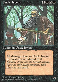 Uncle Istvan - 4th Edition