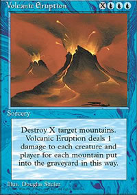 Volcanic Eruption - 4th Edition