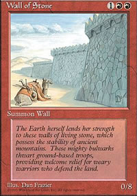 Wall of Stone - 4th Edition
