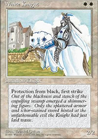 White Knight - 4th Edition