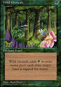 Wild Growth - 4th Edition