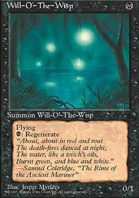 Will-o'-the-Wisp - 4th Edition
