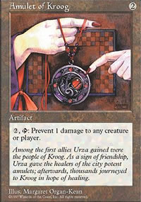 Amulet of Kroog - Fifth Edition