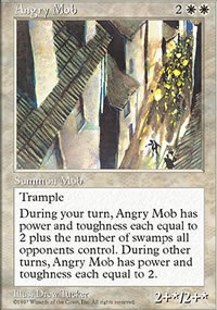 Angry Mob - Fifth Edition