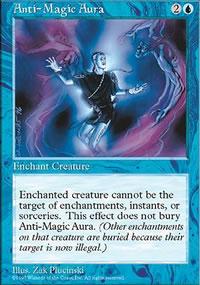 Anti-Magic Aura - Fifth Edition
