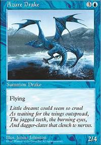 Azure Drake - 5th Edition