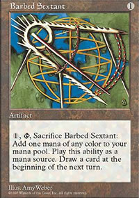 Barbed Sextant - Fifth Edition