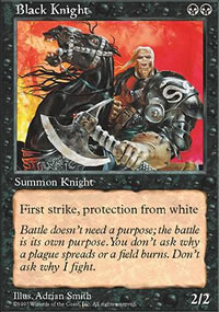 Black Knight - 5th Edition