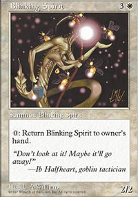 Blinking Spirit - Fifth Edition