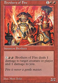 Brothers of Fire - Fifth Edition